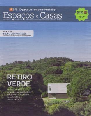 JORNAL EXPRESSO_ESPAÇOS & CASAS nº2070